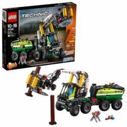 LEGO Technic 42080 Erdei munkagép