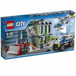LEGO City 60140 Buldózeres betörés