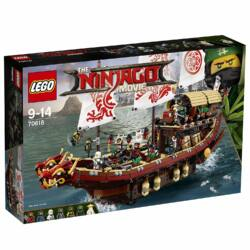 LEGO The Ninjago Movie - Destiny's Bounty (70618)