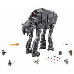 LEGO Star Wars 75189 Első rendi nehéz támadó lépegető