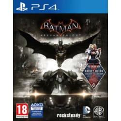 Batman Arkham Knight (PS4) Játékprogram