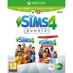 The Sims 4 Cats & Dogs Bundle (Xbox One) Játékprogram