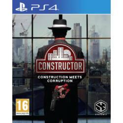 Constructor PS4 Játékprogram