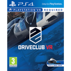 Driveclub VR - PS4