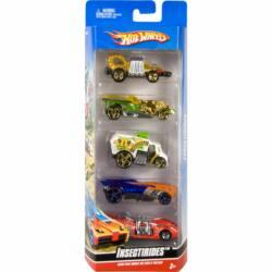 Hot Wheels - 5 Car Gift Pack