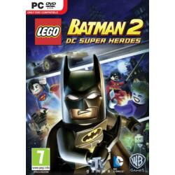 LEGO Batman 2 DC Super Heroes (PC) Játékprogram