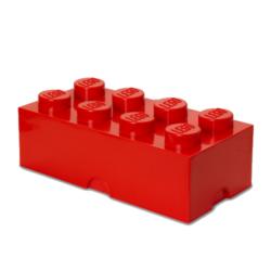 LEGO Storeage Brick 8 - Piros tároló blokk