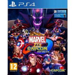 Marvel vs. Capcom Infinite (PS4) Játékprogram
