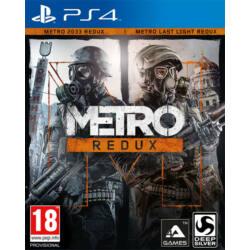 Metro Redux (PS4) Játékprogram