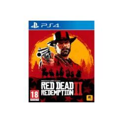 Rockstar GamesRed Dead Redemption II (PS4) Játékprogram