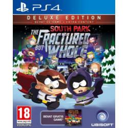 South Park The Fractured But Whole [Deluxe Edition] (PS4) Játékprogram