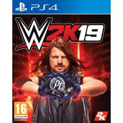 WWE 2K19 DAY ONE EDITION (PS4) Játékprogram