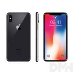 Apple iPhone X 64GB space gray (asztroszürke)