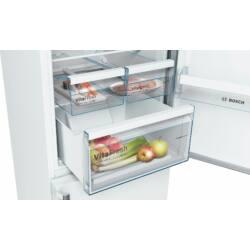 Bosch KGN36XW35 Series 4 alulfagyasztós hűtőszekrény