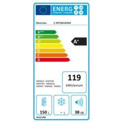 Electrolux ERT1601AOW3 egyajtós hűtőszekrény