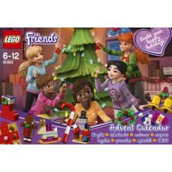 LEGO Friends Adventi naptár