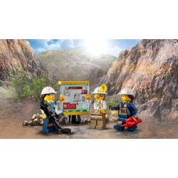 LEGO City 60188 Bányaszakértői terület