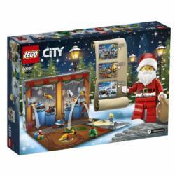 LEGO City Adventi naptár