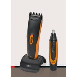 AEG HSM/R5597 akkumulátoros hajvágó, vágási hossz: 3-16mm