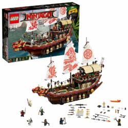 LEGO The Ninjago Movie - Destiny's Bounty (70618)