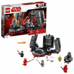 LEGO Star Wars 75216 Snoke trónterme