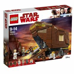 LEGO Star Wars 75220 Homokfutó bányagép