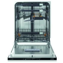 Gorenje GV67260 SmartFlex mosogatógép - teljesen integrált 60cm széles, 16 terítékes – 3 kosár, A+++