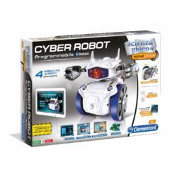 Cyber Robot Clementoni intelligens játékrobot