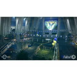 Microsoft Xbox One X 1TB Robot White Special Edition + Fallout 76 Játékkonzol