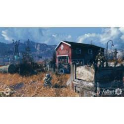 Fallout 76 (PS4) Játékprogram