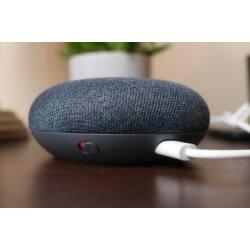 Google Home Mini Intelligens hangszóró - Charcoal