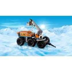 LEGO City Sarki mobil kutatóbázis