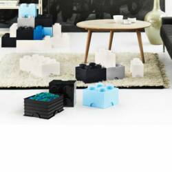 LEGO Storeage Brick 8 - Kék (40041731) tároló blokk