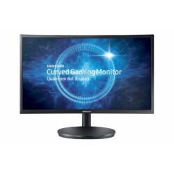 """Samsung C24FG70FQU 24"""" Ívelt Gaming Monitor"""
