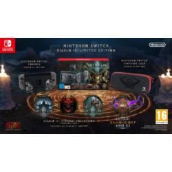 Nintendo Switch Diablo III Limited Edition Játékkonzol