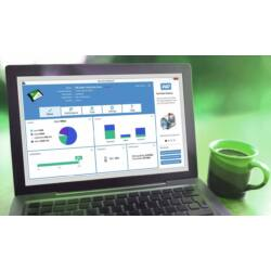 Western Digital Green SSD, 2.5', 120GB, WDS120G2G0A SATA/600, 7mm, 3D NAND SSD háttértár