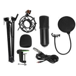 Kondenzációs mikrofon POP szűrővel TRACER Studio Pro