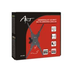 ART AR-06XL LCD TV tartó   fekete   19-46'' 35KG   VESA