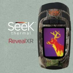 SEEK THERMAL Reveal XR FF - Long Range Thermal Imaging Camera & LED light camo