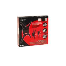 ART AR-58  LCD TV tartó | fekete 22-32'' 20KG | VESA