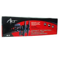 ART AR-24 LCD TV tartó fekete   32-60'' 80KG VESA