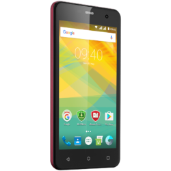 "Prestigio Muze G3 LTE, PSP3511DUO, dual SIM, 4G, 5.0"" (720*1280) IPS display, Android 6.0 Marshmallow, quad core 1.3GHz, 1GB RAM + 8GB eMMC, 0.3MP front + 8.0MP AF rear camera with LED-flash, 2400mAh battery, marsala"