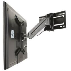 ART AR-71  LCD/LED TV tartó 23-55'' 25kg dönthető/fordítható rugós