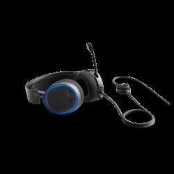 Gaming headset SteelSeries Arctis 5 (2019 Edition) Black