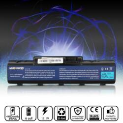 Whitenergy Acer Aspire 4310 11.1V Li-Ion 4400mAh akkumulátor