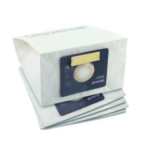 Gorenje GB2 5db papír porzsák, bemeneti motorszűrővel Porszívó tartozék