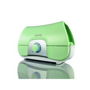 Gorenje H17G Levegőpárásító, 1,7 literes víztartály, ultrahangos hideg párásítás, 30W