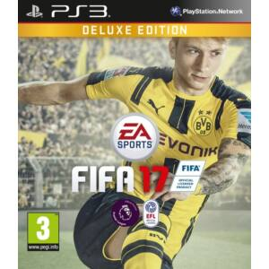 FIFA 17 Deluxe Edition - PS3