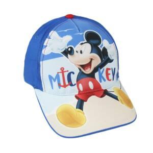 Mickey egér baseball sapka kék