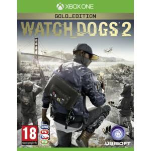 Watch Dogs 2 Gold Edition - XONE